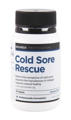 cold sore rescue