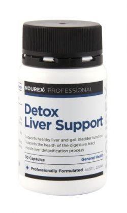 detox liver support